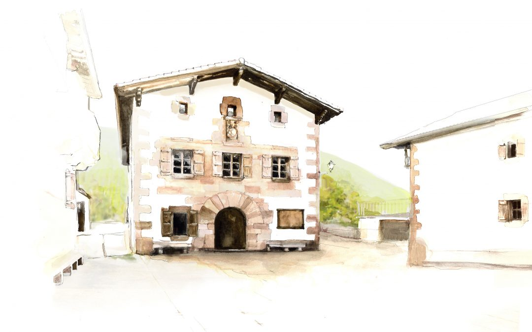 Navarre Traditional Architecture Summer School 2017