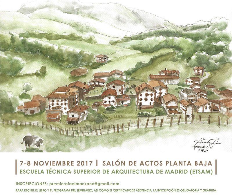Seminario Internacional Escuela de Arquitectura de Madrid
