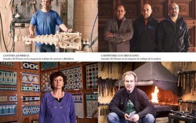 Ganadores de los Premios Richard H. Driehaus de las Artes de la Construcción y Beca de Formación