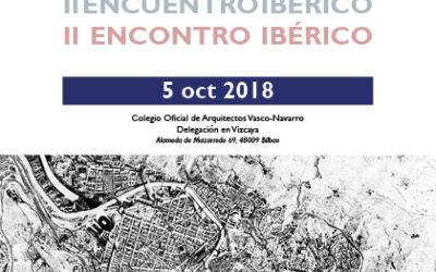 II Encuentro Ibérico | Bilbao, 5 octubre 2018