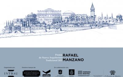 Bases de la Convocatoria del Premio Rafael Manzano 2021