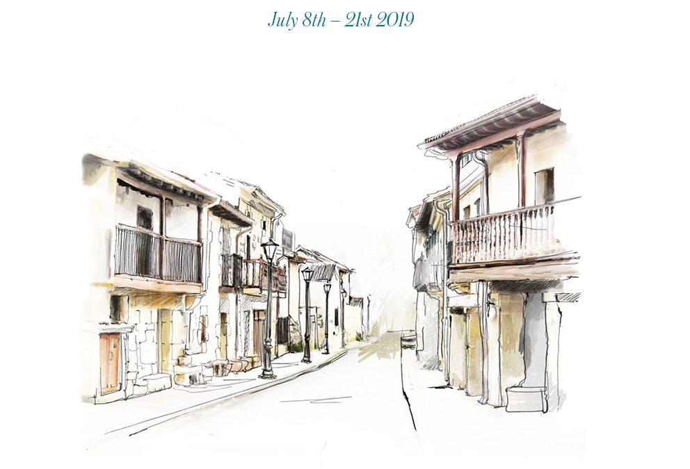 Escuela de Verano de Arquitectura Tradicional en Valderredible 2019
