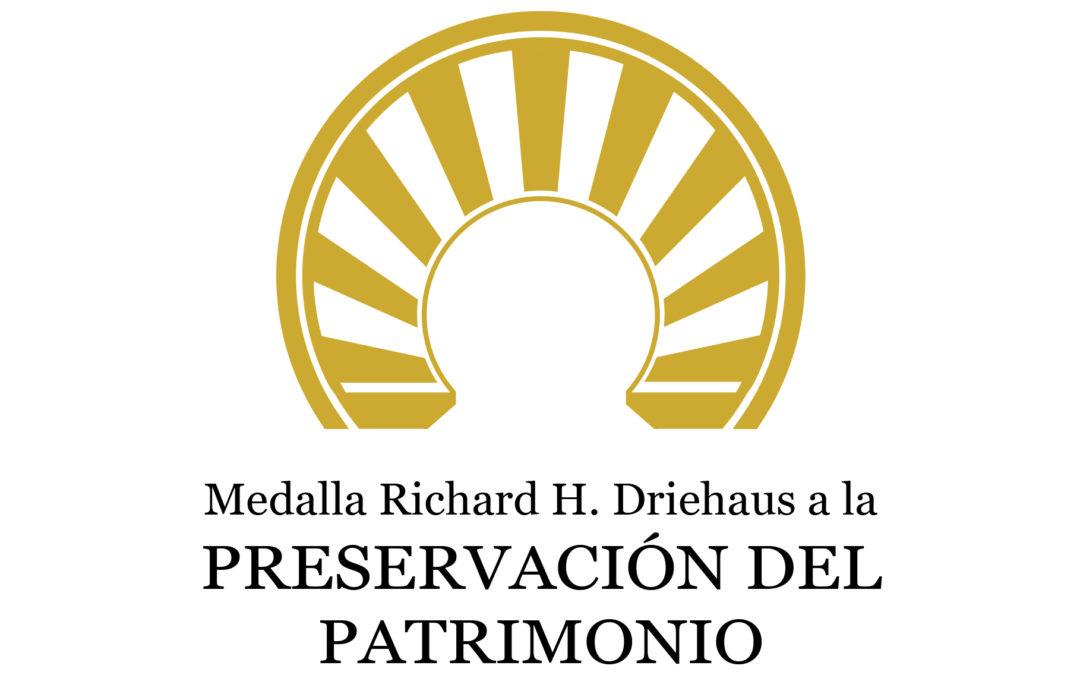 Medalla Richard H. Driehaus a la Preservación del Patrimonio