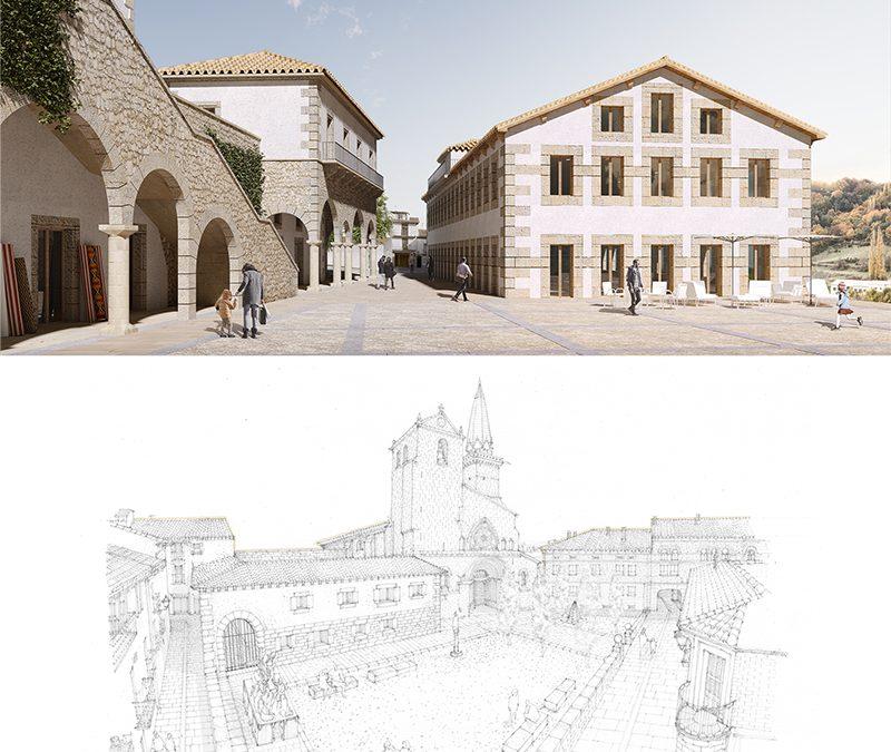 Proyectos ganadores del Concurso de Arquitectura Richard H. Driehaus 2019
