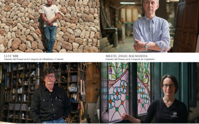 Winners of the Richard H. Driehaus Building Arts Awards 2019