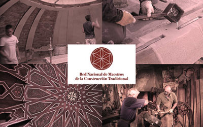 Reconocimientos a la Red Nacional de Maestros de la Construcción Tradicional