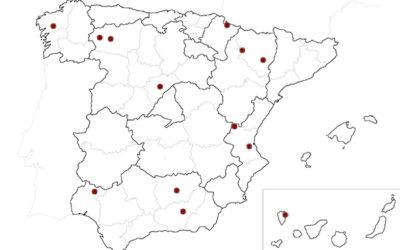 13 Municipios Españoles optan a ser elegidos para esta edición del Concurso Driehaus