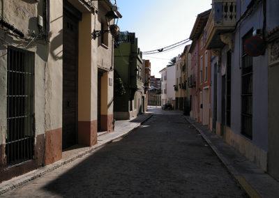 Alzira calle santa maría concurso