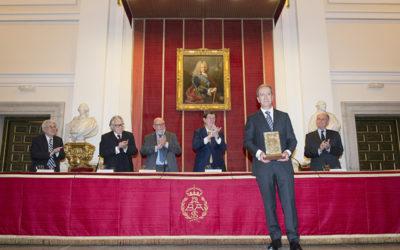 Juan de Dios de la Hoz, Rafael Manzano Prize 2018