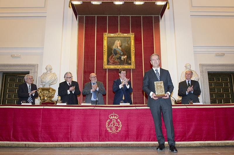 Juan de Dios de la Hoz, Premio Rafael Manano 2018