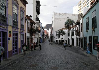SC Palma casco histórico