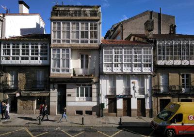 Santiago galerías