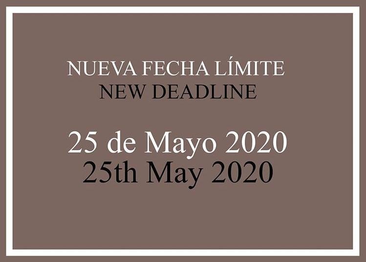 25 de mayo de 2020, nueva fecha límite para el Concurso Driehaus