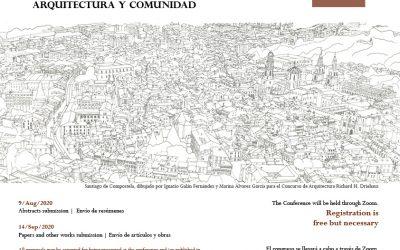 Abierto el plazo de envío de resúmenes para el Congreso Internacional Arquitectura y Comunidad
