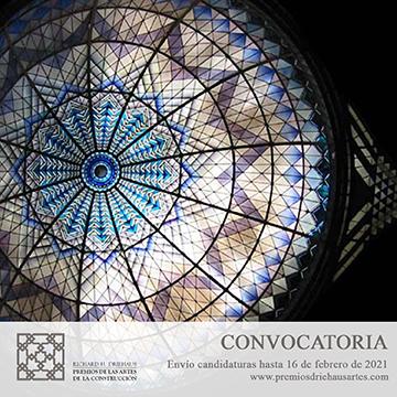 Publicación de la Convocatoria 2021 de Premios Richard H. Driehaus de las Artes de la Construcción