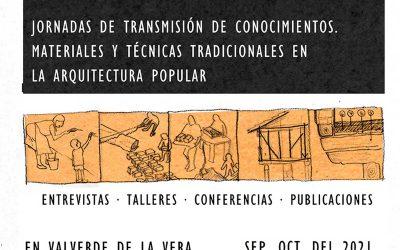 Arquitectura Verata, en la Comarca de La Vera